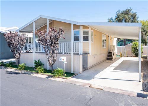 Photo of 1001 S Hale #52, Escondido, CA 92029 (MLS # 210029048)