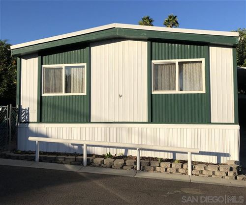 Photo of 9395 Harritt Rd #SPC 110, Lakeside, CA 92040 (MLS # 200038056)