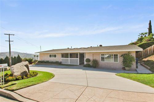 Photo of 4306 Lomo Del Sur, La Mesa, CA 91941 (MLS # 200044057)