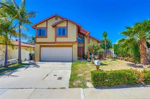 Photo of 584 Parkwood Drive, San Diego, CA 92139 (MLS # PTP2103057)