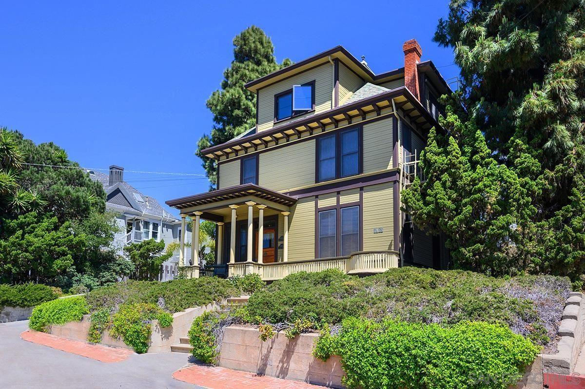 Photo of 1945 2nd Avenue, San Diego, CA 92101 (MLS # 210014057)
