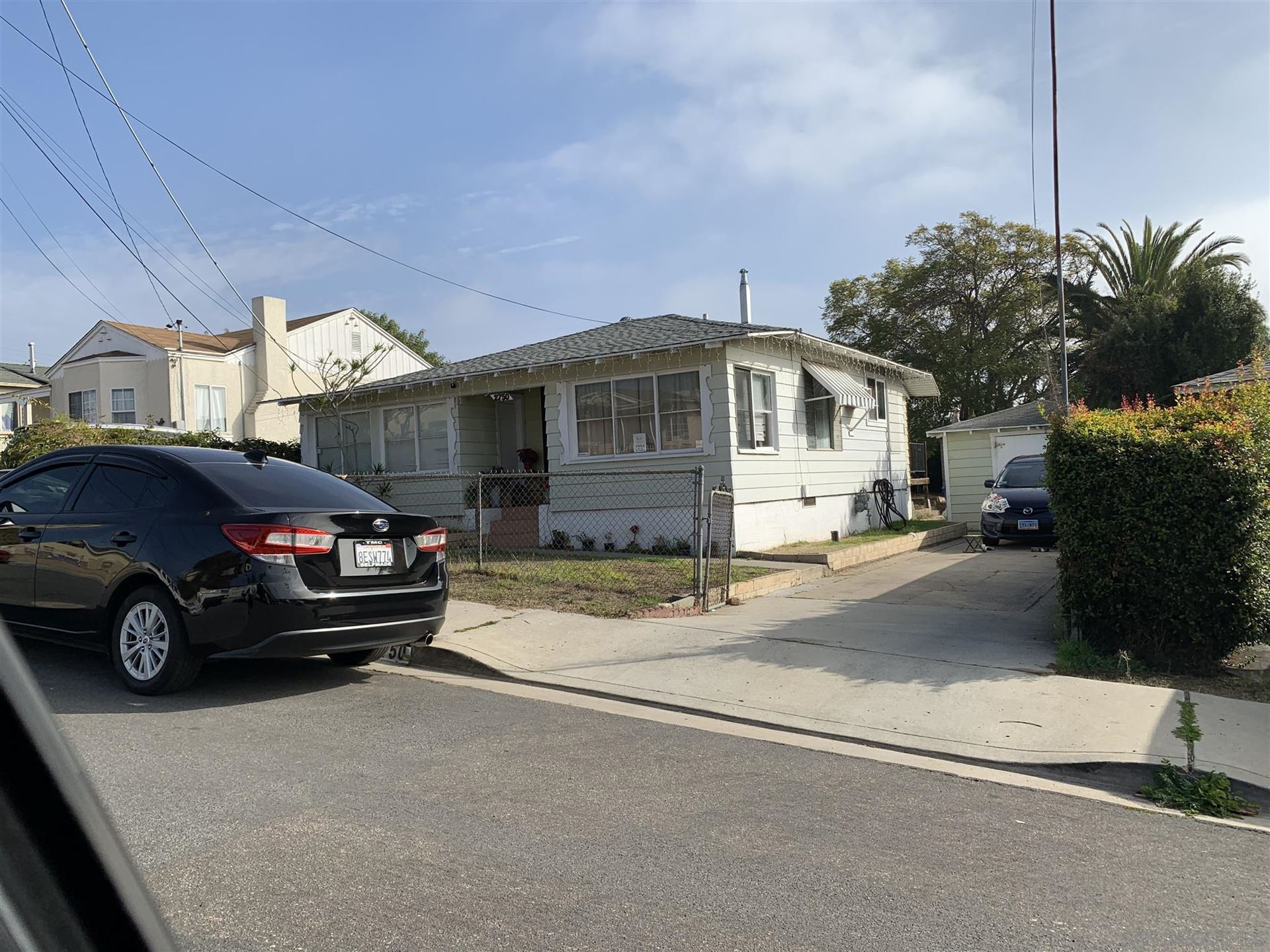 Photo of 2750 Chaffee St, National City, CA 91950 (MLS # 210001058)
