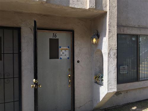 Photo of 1604 Presioca St #16, Spring Valley, CA 91977 (MLS # 210003060)