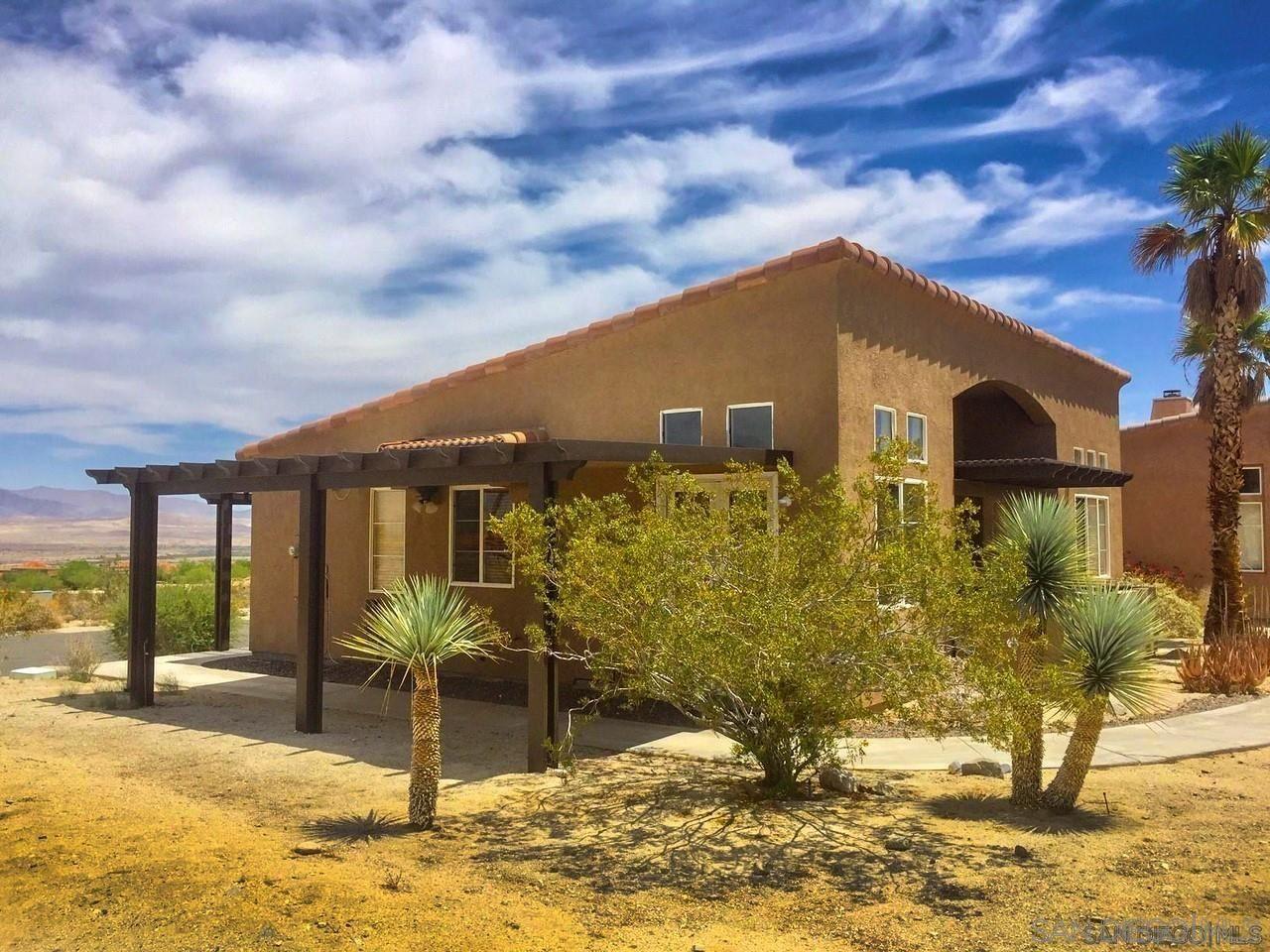 Photo of 1810 Las Casitas, Borrego Springs, CA 92004 (MLS # 210012061)