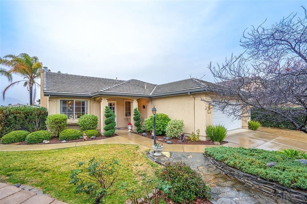 Photo of 8488 Briar Glen Ct, El Cajon, CA 92021 (MLS # 210021062)