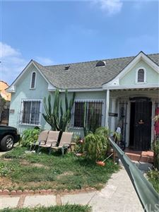 Photo of 323 E 76th Street, Los Angeles, CA 90003 (MLS # 301563063)