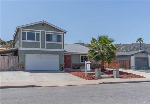 Photo of 13619 Laguna Vista, El Cajon, CA 92021 (MLS # NDP2106064)