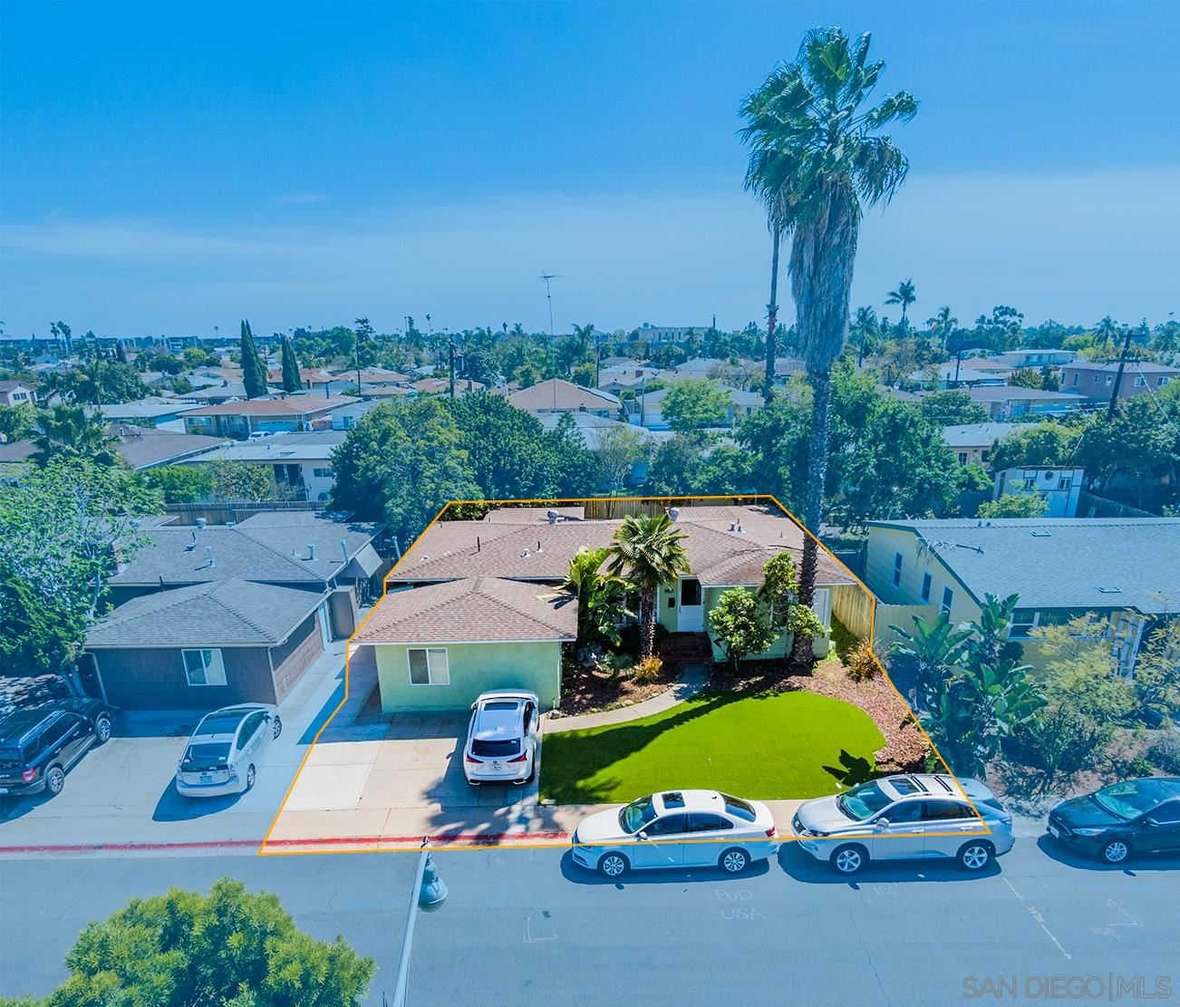 Photo for 6233-35 Mary Lane Dr, San Diego, CA 92115 (MLS # 210010065)