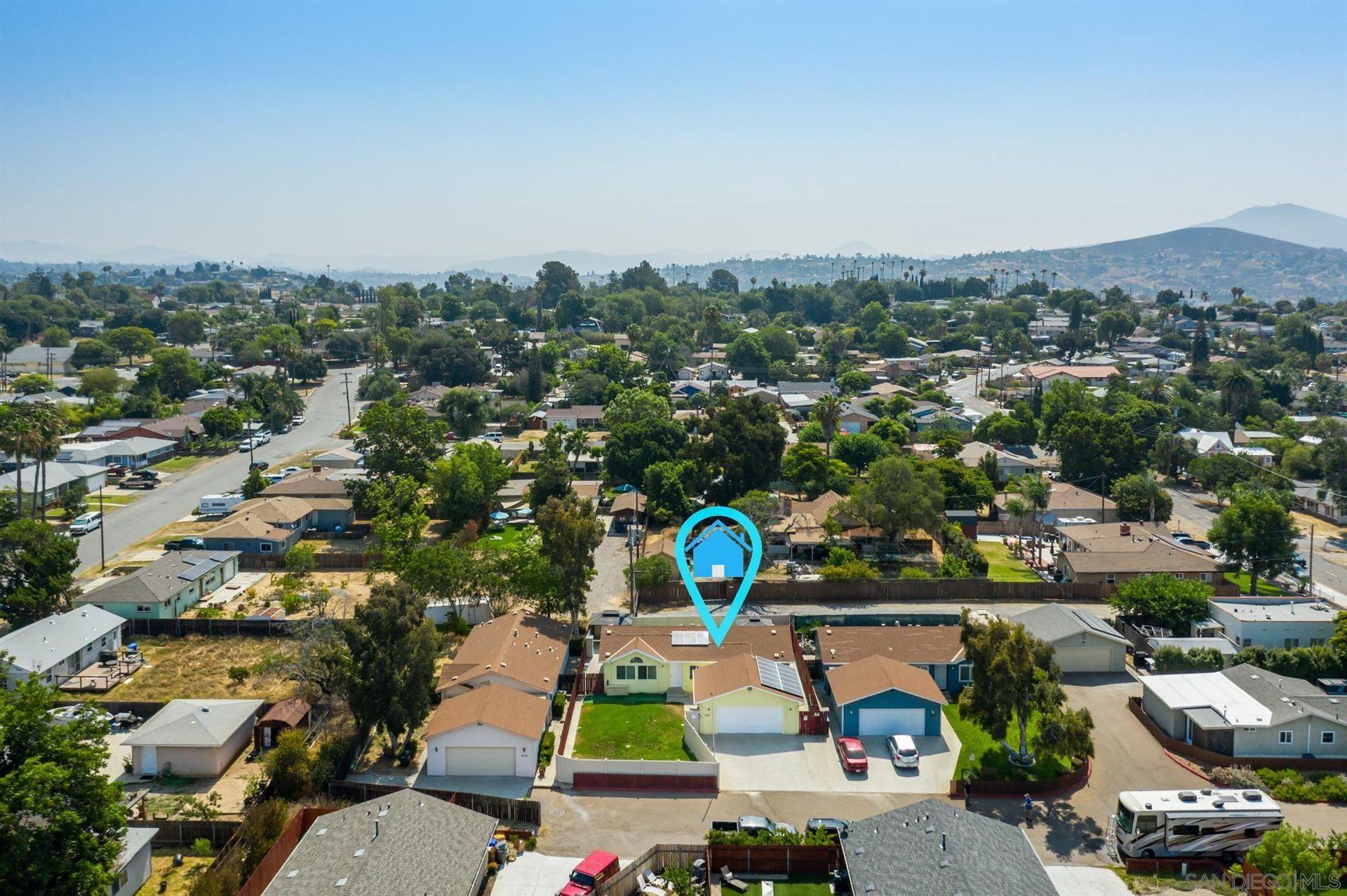 Photo of 3055 Julielynn Way, Lemon Grove, CA 91945 (MLS # 210020065)