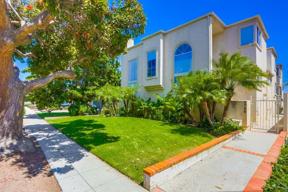 Photo for 3755 Promontory St #3, San Diego, CA 92109 (MLS # 190046067)