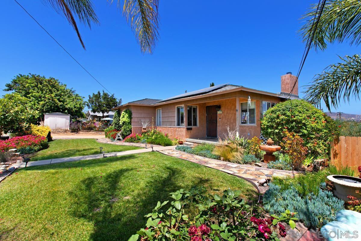 Photo of 1357 Bakersfield St, Lemon Grove, CA 91945 (MLS # 210015068)