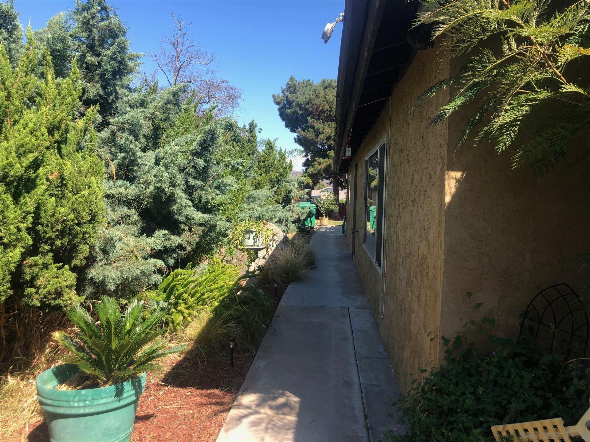 Photo of 8577 Atlas View Dr, Santee, CA 92071 (MLS # 210026068)
