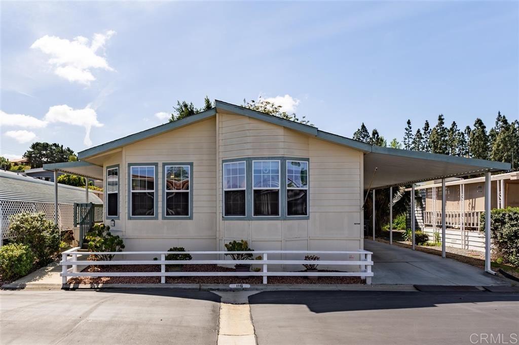 Photo of 2130 Sunset Dr #116, Vista, CA 92081 (MLS # 200015069)