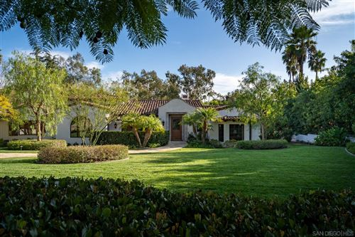 Photo of 5829 Loma Verde Dr, Rancho Santa Fe, CA 92067 (MLS # 200053071)