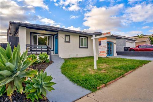 Photo of 1532 Altadena Ave, San Diego, CA 92102 (MLS # 210029071)