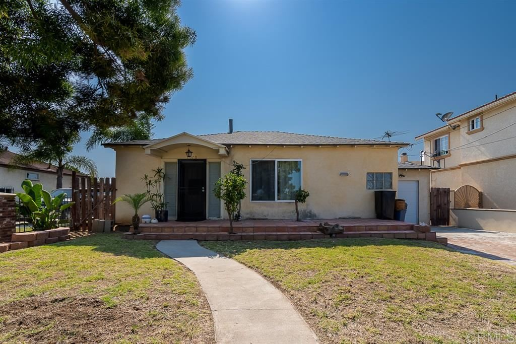 Photo of 2020 Palm Ave, National City, CA 91950 (MLS # 200042071)