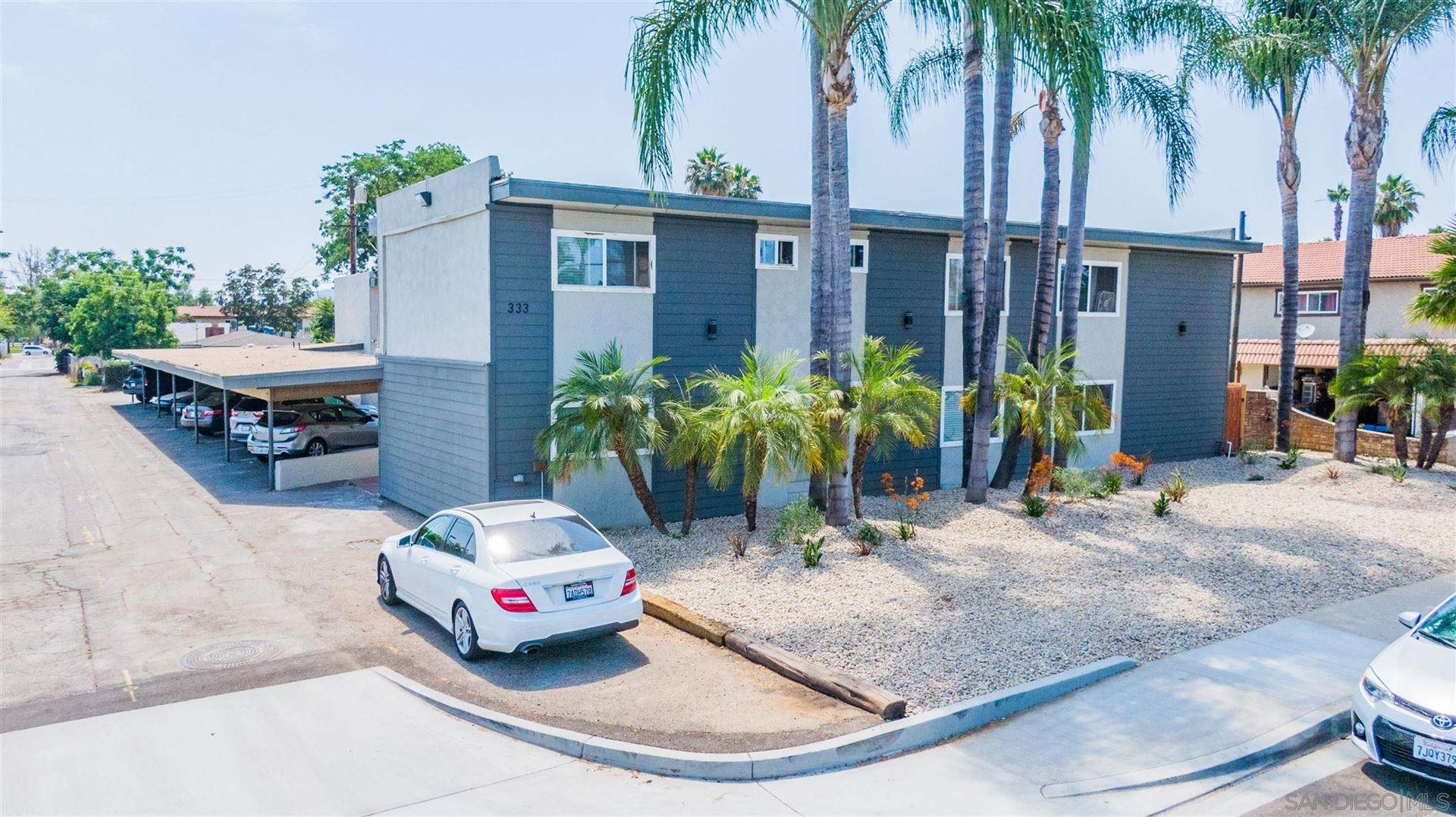 Photo of 333 N Juniper Street, Escondido, CA 92025 (MLS # 210020072)