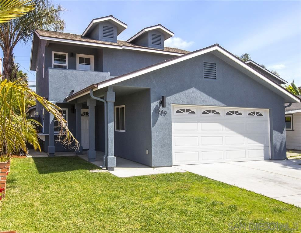 Photo of 1245 East Ln, Imperial Beach, CA 91932 (MLS # 200015076)