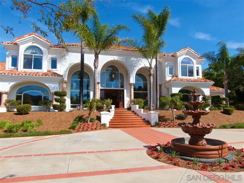 Photo of 13708 Paseo De Las Cumbres, Poway, CA 92064 (MLS # 200012080)