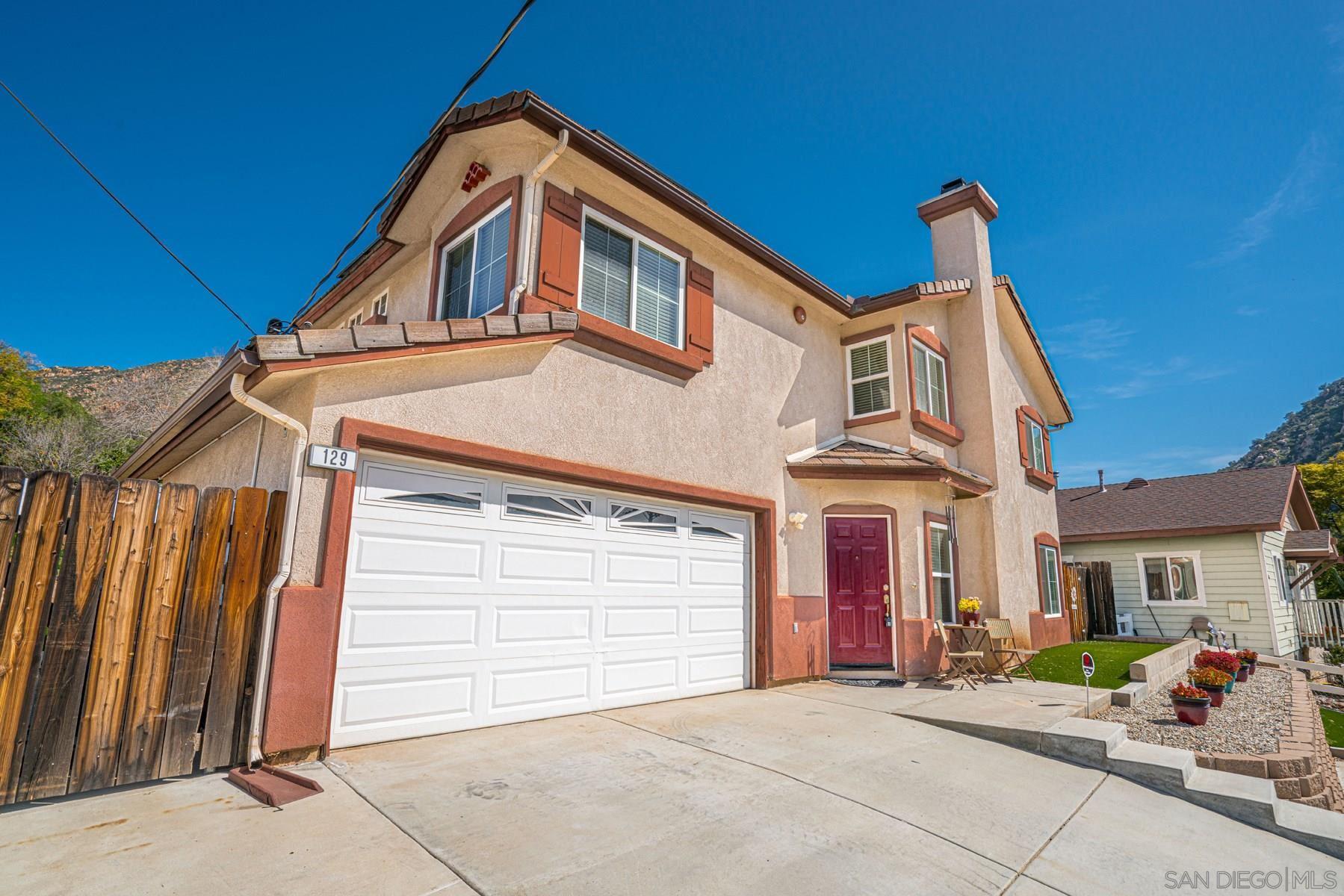 Photo of 129 W Noakes St, El Cajon, CA 92019 (MLS # 210009080)