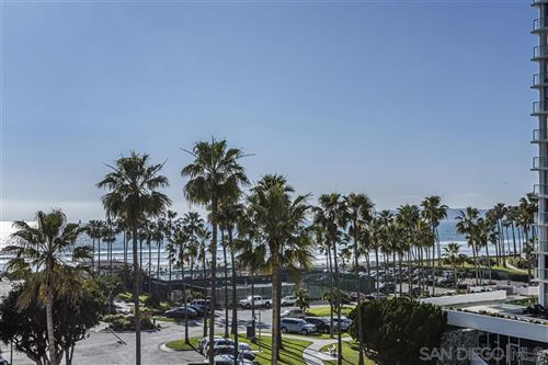 Photo of 1820 Avenida Del Mundo #409, Coronado, CA 92118 (MLS # 200007082)