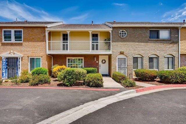 Photo of 7861 Rancho Fanita Drive #F, Santee, CA 92071 (MLS # PTP2104083)