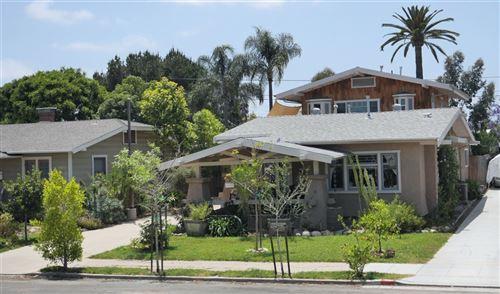 Photo of 3530 31st Street, San Diego, CA 92104 (MLS # 200043085)