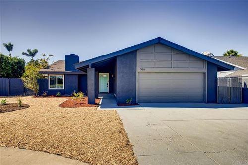 Photo of 566 Nadeen Way, El Cajon, CA 92021 (MLS # NDP2111085)