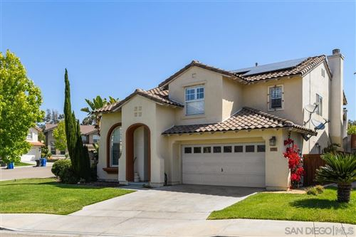 Photo of 739 Pepper Glen, Chula Vista, CA 91914 (MLS # 210015087)