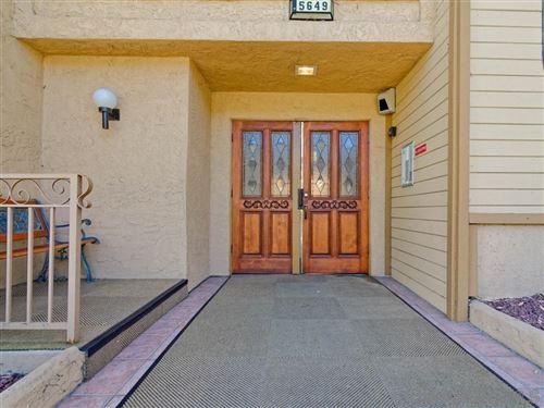 Photo of 5649 Lake Park #303, La Mesa, CA 91942 (MLS # 210020088)
