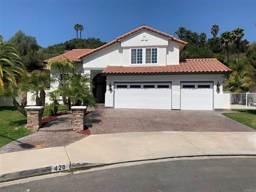 Photo of 420 White Birch Dr, Bonita, CA 91902 (MLS # PTP2100088)