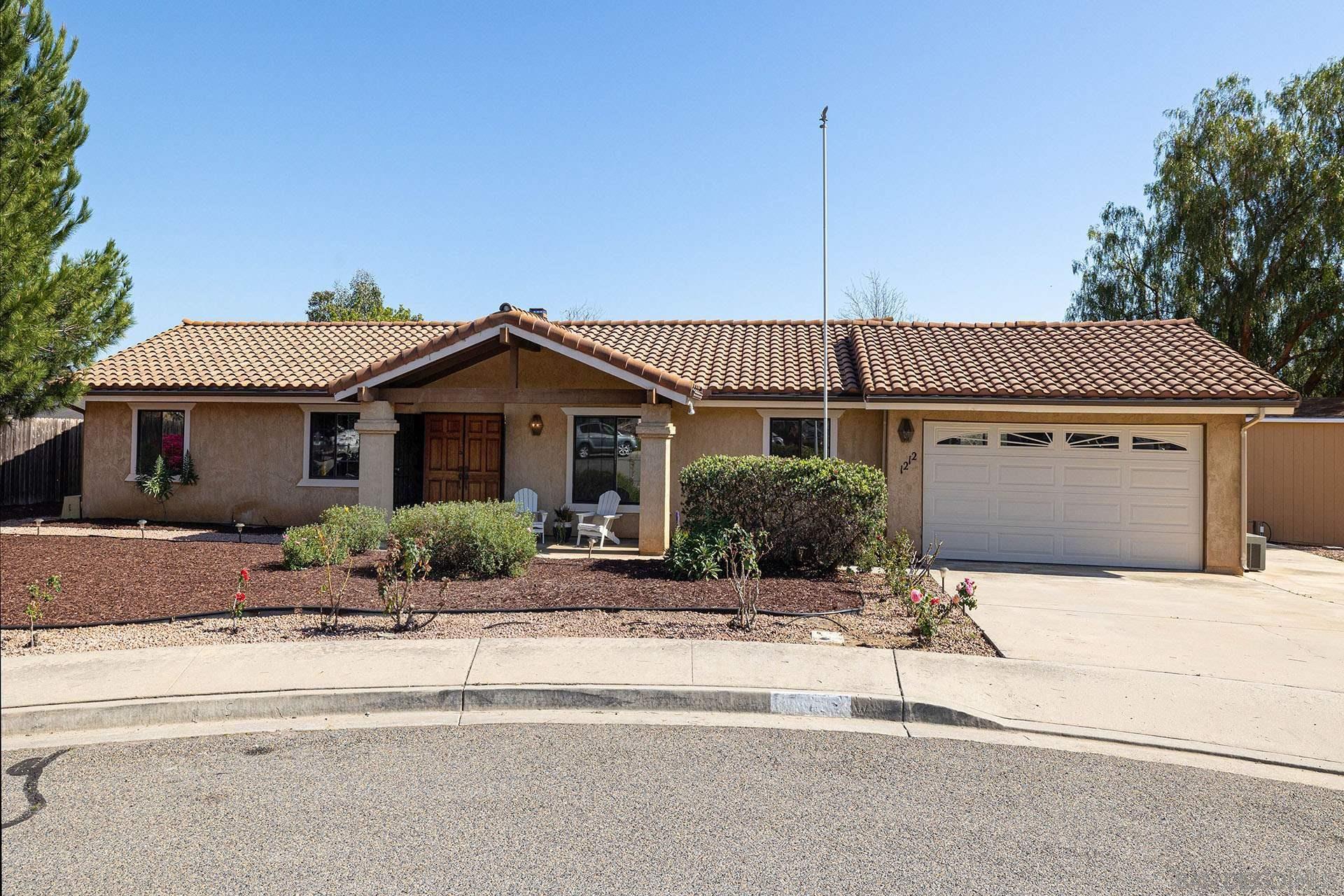 Photo of 1212 Anna Lane, San Marcos, CA 92069 (MLS # 210009088)