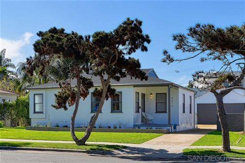 Photo of 4675 Tivoli, San Diego, CA 92107 (MLS # 200014090)