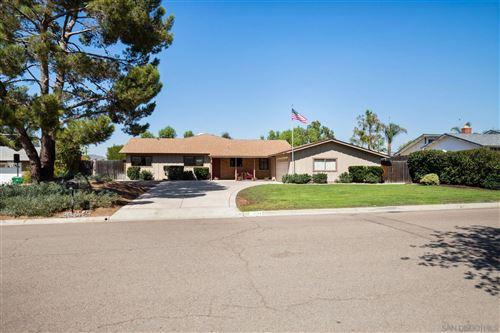 Photo of 1134 Cloverleaf Dr, El Cajon, CA 92019 (MLS # 200047090)
