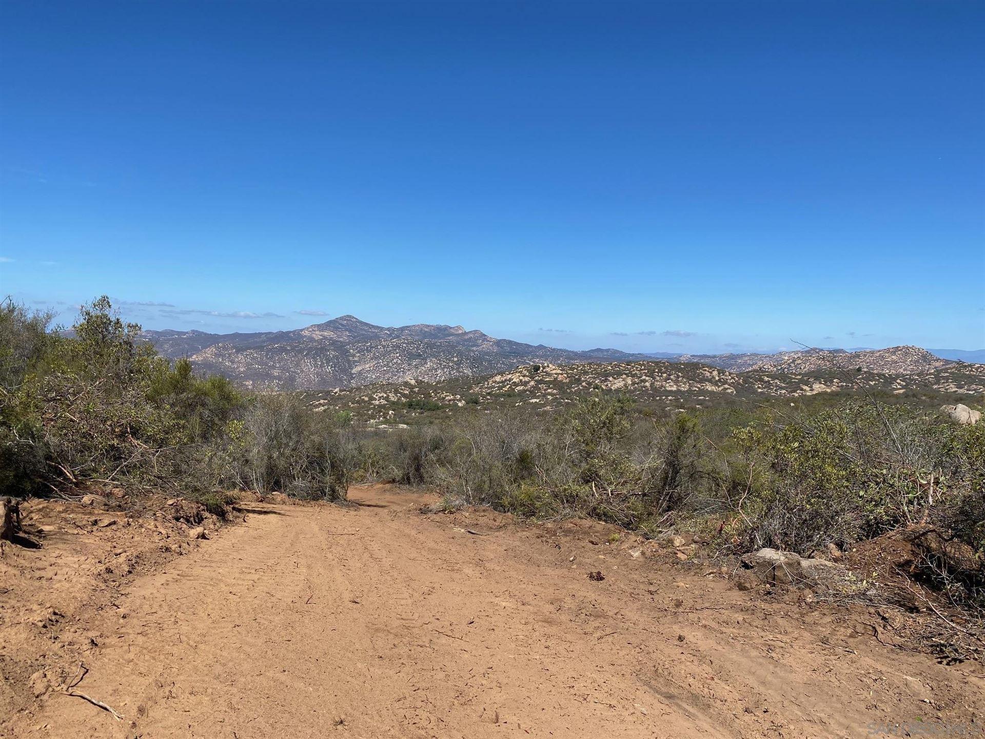 Photo of 000 Genesis Way, Lakeside, CA 92040 (MLS # 210029091)