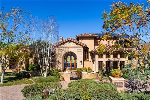 Photo of 18366 Calle Stellina, Rancho Santa Fe, CA 92091 (MLS # 200002092)