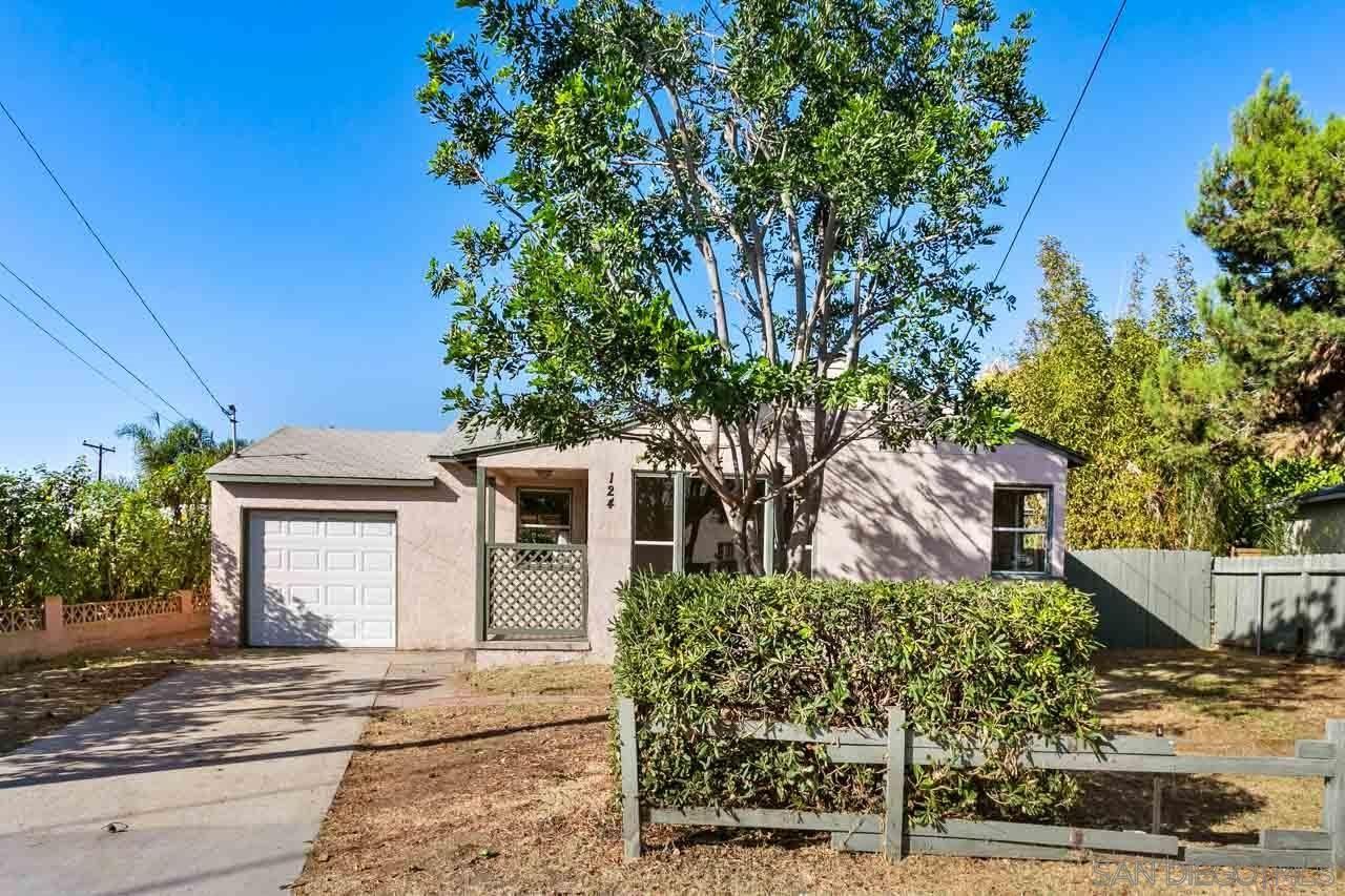 Photo of 124 S Drexel Avenue, National City, CA 91950 (MLS # 210001093)
