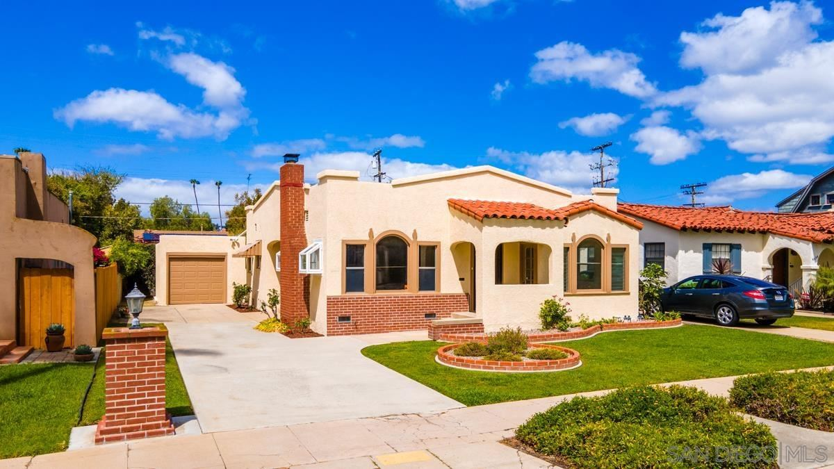 Photo for 4656 Biona Dr, San Diego, CA 92116 (MLS # 210011093)