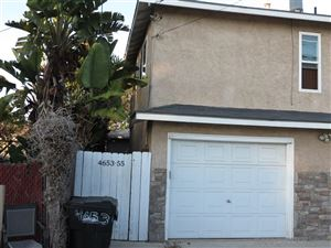 Photo of 4655 Larkspur St, San Diego, CA 92107 (MLS # 190046097)