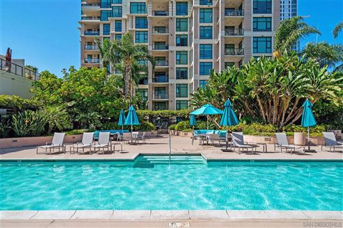 Tiny photo for 1199 Pacific Highway #1805, San Diego, CA 92101 (MLS # 210013097)