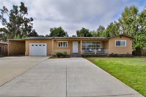 Photo of 9361 Lamar Street, Spring Valley, CA 91977 (MLS # PTP2103097)