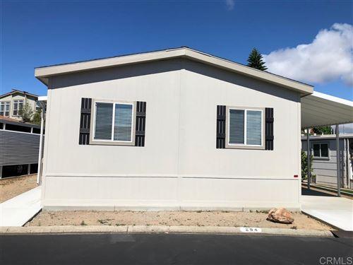 Photo of 525 W. EL NORTE PKWY #294, ESCONDIDO, CA 92026 (MLS # 200022098)