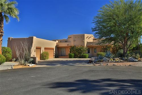 Photo of 1884 Chuparosa Lane, Borrego Springs, CA 92004 (MLS # 200047100)