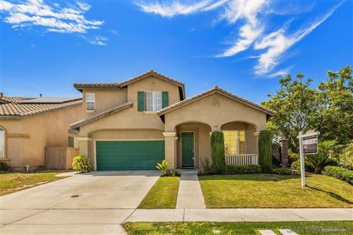 Photo of 1480 Hayfork Pl, Chula Vista, CA 91913 (MLS # 210021102)