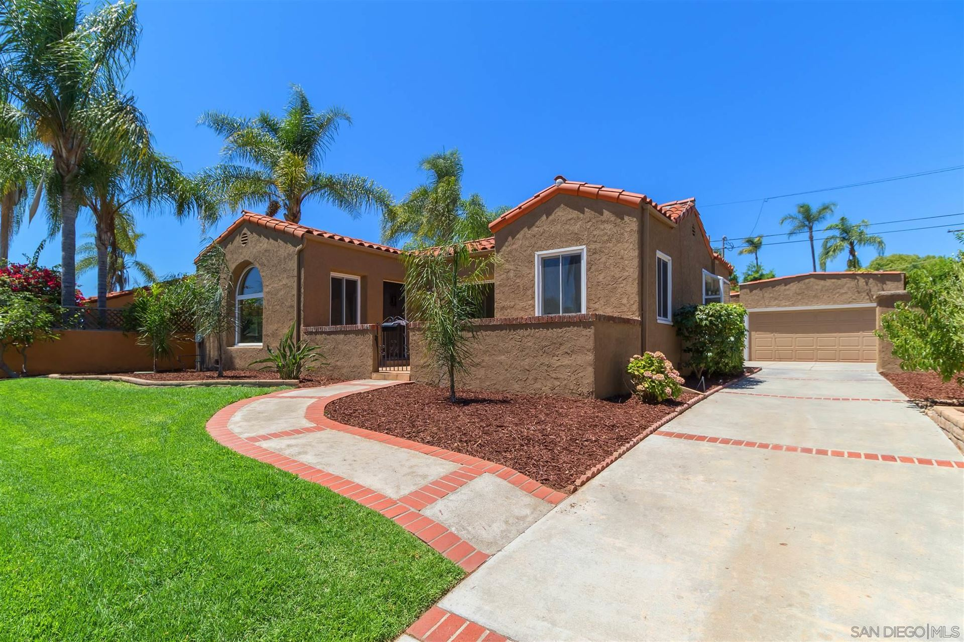Photo for 4362 Hilldale, San Diego, CA 92116 (MLS # 200050103)