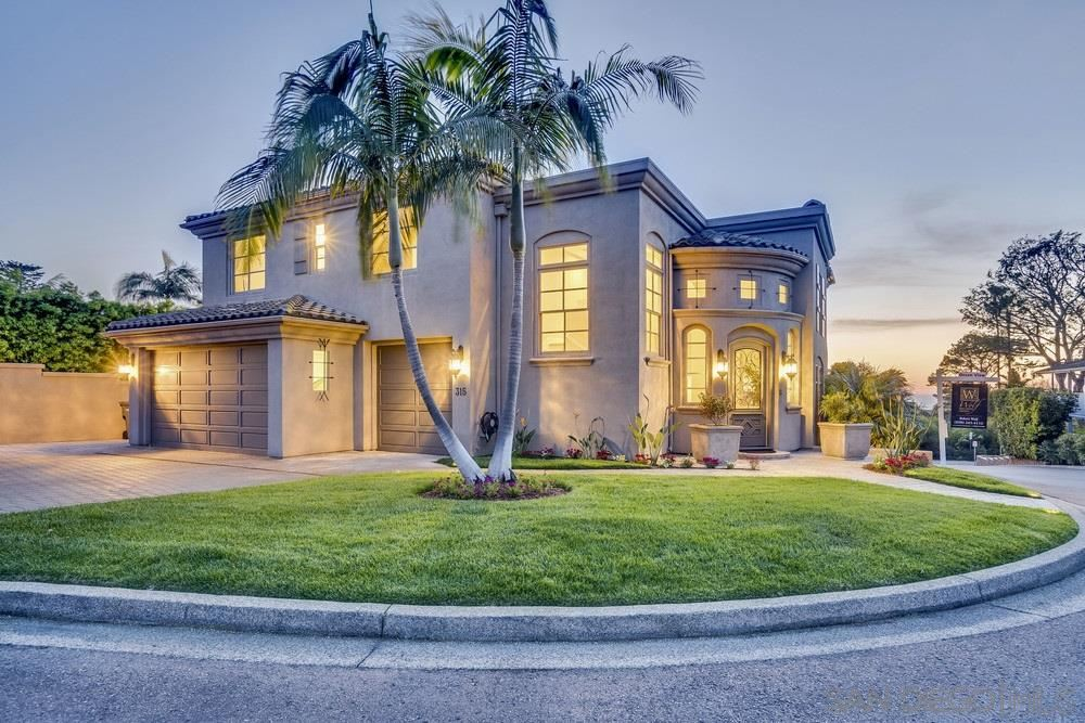 Photo of 315 Chopin Way, Cardiff by the Sea, CA 92007 (MLS # 210004104)