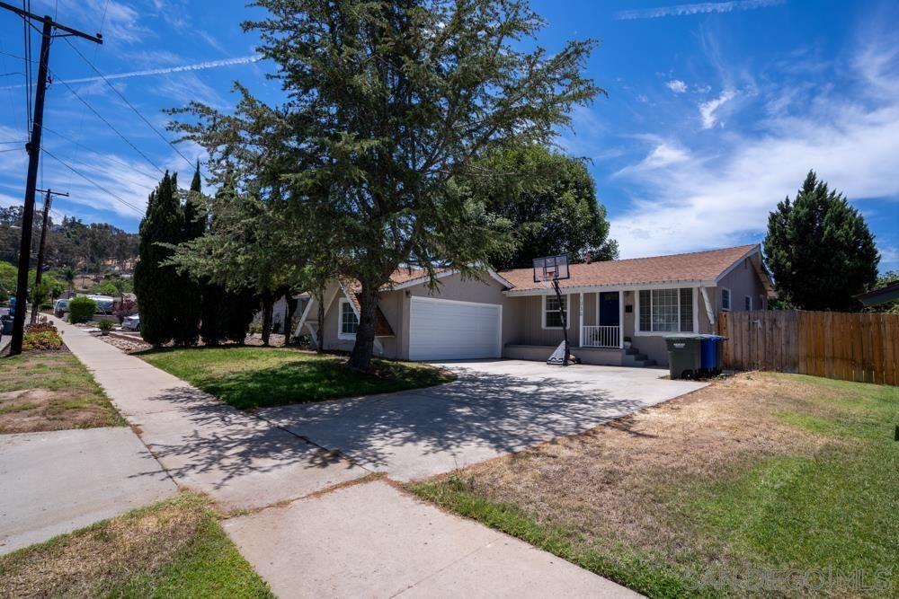 Photo for 1036 Cosmo Ave, El Cajon, CA 92019 (MLS # 210016104)
