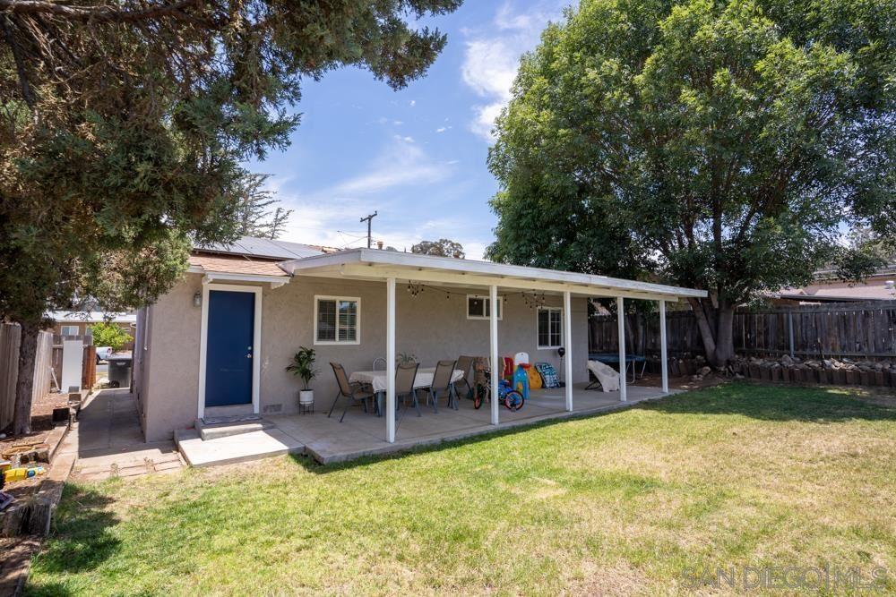 Photo of 1036 Cosmo Ave, El Cajon, CA 92019 (MLS # 210016104)