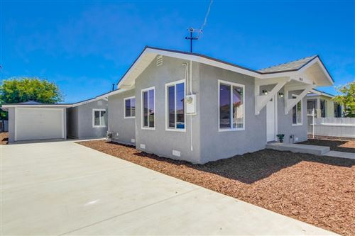 Photo of 1014 Jefferson Ave, Chula Vista, CA 91911 (MLS # 200024106)