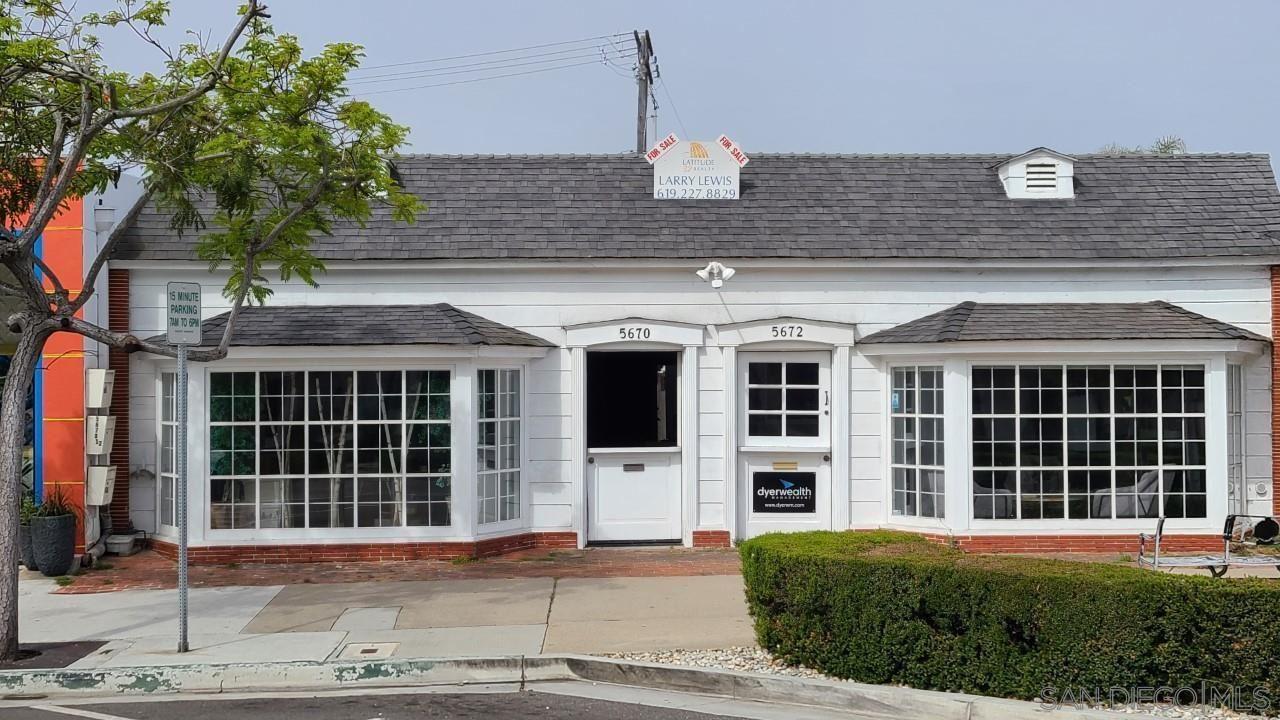 Photo of 5666 - 5672 La Jolla Blvd., La Jolla, CA 92037 (MLS # 210014106)